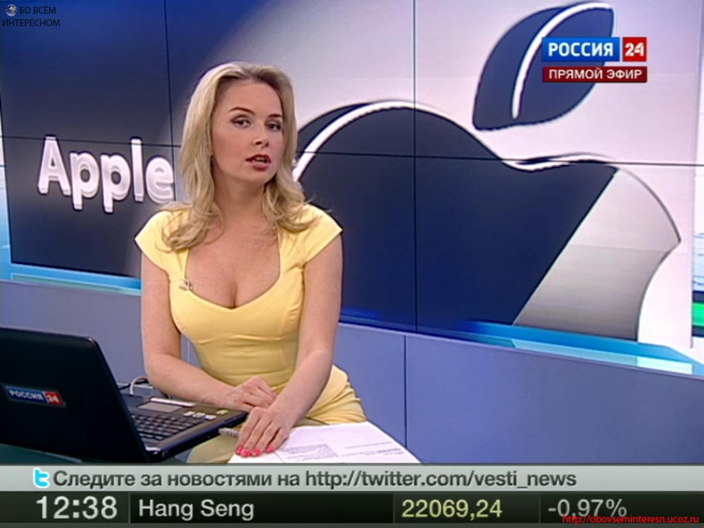 фото нюведущих российского тв
